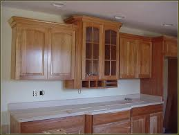 How To Add Moulding To Kitchen Cabinets Kitchen How To Add Crown Molding Kitchen Cabinet Floor Molding