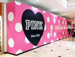 wall graphics wall mural trade show displays san diego pink wall mural barricade