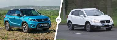 jeep vitara suzuki vitara vs sx4 s cross suv siblings carwow