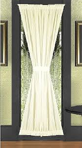 Drapes Over French Doors - perfect curtains over french doors on home curtains single panel