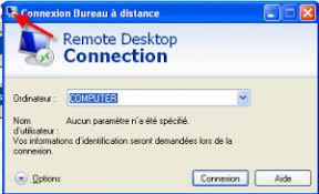 connection bureau distance vérifier la version du client remote desktop connection rdp