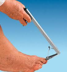 pistol grip remote toe nail clipper free shipping
