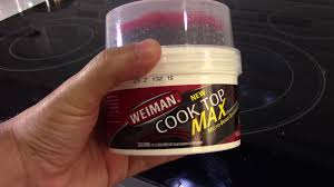 Cooktop Cleaning Creme Best Glass Top Stove Cleaner You Can Buy Youtube