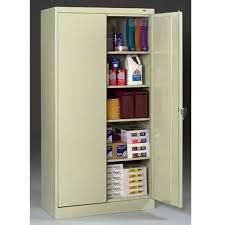 Steel Storage Cabinets Metal Storage Cabinets Shop Heavy Duty Steel Cupboards With