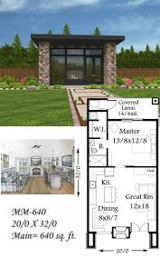 39 best modern home plans images on pinterest modern home plans