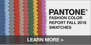 color for 2016 2016 pantone fashion color report