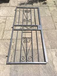 Front Door Security Gate by Wrought Iron Security Gate For Front Door In Kirkstall West