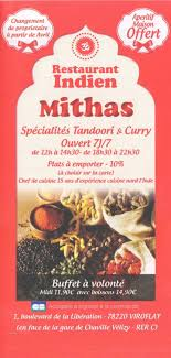 cours cuisine viroflay mithas à viroflay carte menu et photos pertaining to cours