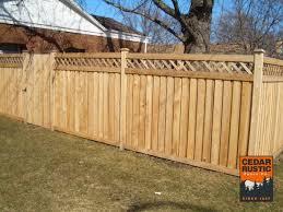 Backyard Fence Styles by 109 Best Backyard Fence Ideas Images On Pinterest Fence Ideas