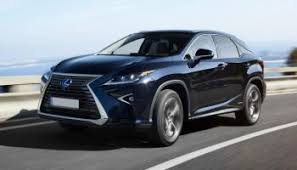 2019 lexus rx 350 redesign specs 2019 and 2020 new suv models