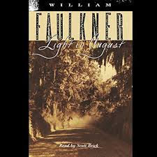faulkner light in august light in august audiobook william faulkner audible com au