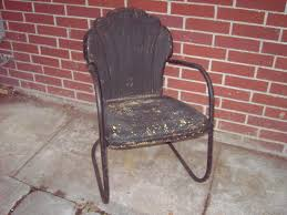 Retro Patio Furniture Antiques Art Vintage
