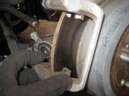 honda crv brake cr v rear disc brake pads replacement guide 021