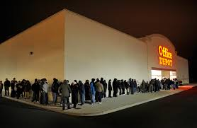 black friday lines target nobody knew the truth behind black friday but now you do