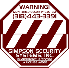 Secure Your Valuable Items With - home security systems simpson security systems