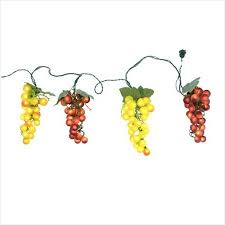 Novelty Patio Lights Novelty Patio Lights Awesome Tuscan Winery Green Purple Grape
