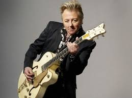 Blind Guitarist From Roadhouse Music Roundup Brian Setzer To Bring Rockabilly Riot To Summerfest