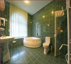 small corner bathtub shower combo home design ideas