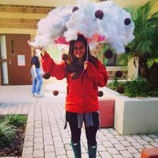 storybook character costume cloudy chance meatballs