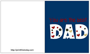 card invitation design ideas this big and bold dad card is
