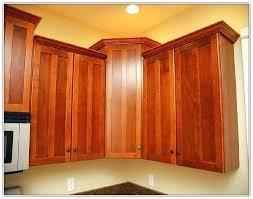 outside corner cabinet ideas corner cabinet crown molding angle kitchen cabinet crown molding