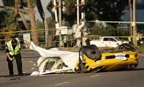 four dead in single vehicle car accident in van nuys l a now