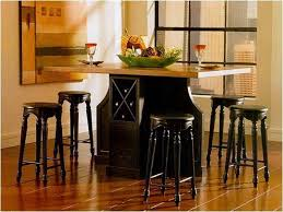 counter height kitchen island black kitchen table set and chairs outofhome
