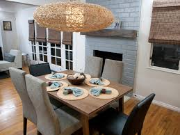 Dining Room With Fireplace by Photos Miera Melba Interior Design Hgtv