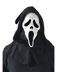 scream halloween costumes kids buy movie edition scream mask caufields com