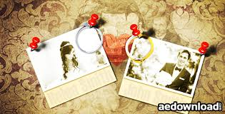 project wedding album wedding photo album project for after effects videohive free