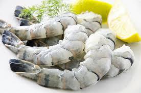 comment cuisiner les crevettes congel馥s les crevettes tigrées bouillies comment cuire les crevettes les