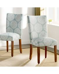 Waverly Upholstery Fabric Sales Savings On Waverly Parsons Chair Upholstery Sky Blue Medallion