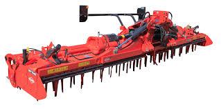 kuhn adds 7 metre model to its range of high hp power harrows