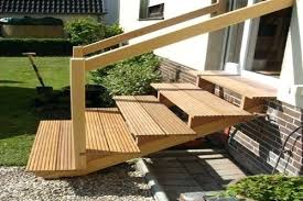 Wooden Stairs Design Outdoor Backyard Wood Steps Best Outdoor Railing For Steps And Outdoor