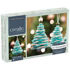 buy crafter u0027s companion create your own felt christmas tree