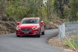 australian mazda motors 2017 mazda6 atenza review video performancedrive