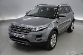dark silver range rover used land rover range rover evoque cars for sale motors co uk