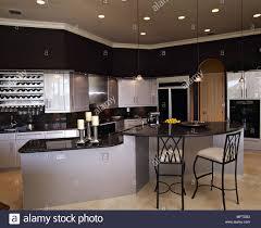 grey kitchen units with black granite worktops modern kitchen grey units black granite worktops central