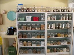 cabinets u0026 drawer glass jars glass canisters collage picture of