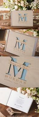 monogrammed wedding guest book boho monogrammed wedding guest book weddingideas wedding