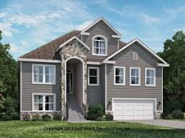 multi level homes coastal house plans multi level gast homes