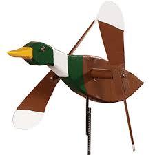 whirlybird mallard duck whirlybird wind spinner