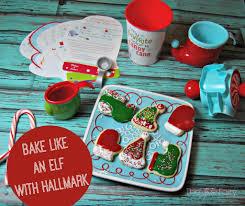 bake like an elf this christmas with hallmark the tiptoe fairy