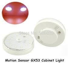 under cabinet lighting replacement bulbs 4 pcs 3w led cabinet light with motion sensor pir sensor led gx53