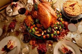 thanksgiving thanksgiving feast fast food open kindergarten menu