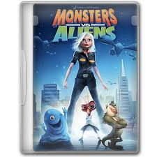 monster aliens icon dreamworks icon collection 1 softicons