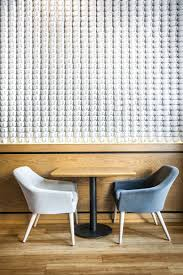Feature Wall by 2740 Teacups Were Used To Create A Feature Wall In This Cafe