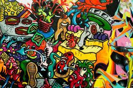 graffiti art wallpaper wall mural wallsauce canada graffiti art wall mural photo wallpaper