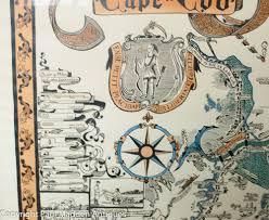 cape cod map by elisabeth leonard