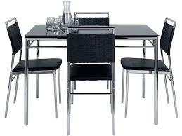 table et chaises de cuisine alinea conforama table pliante cuisine affordable cool table cuisine
